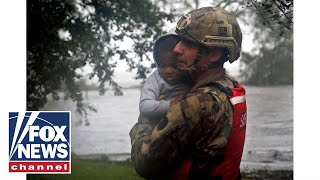 Florence Recovery: How the US Military is helping