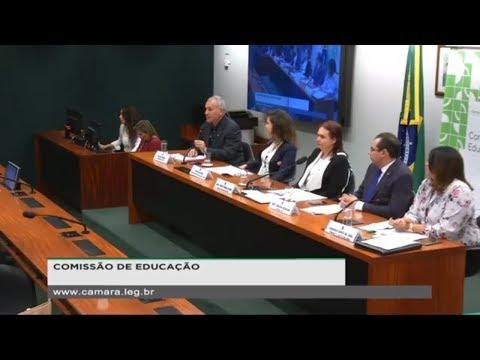 Comissão de Educação - Financiamento e valorização de profissionais - 21/05/2019