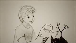 DISEGNI CON LA SABBIA | Spettacolo per Acque Spa | SAND ART