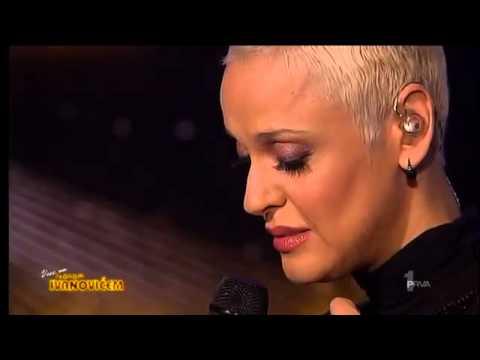 """Mariza canta """"Oh Gente da Minha Terra"""" para a PRVA TV (Sérvia)"""
