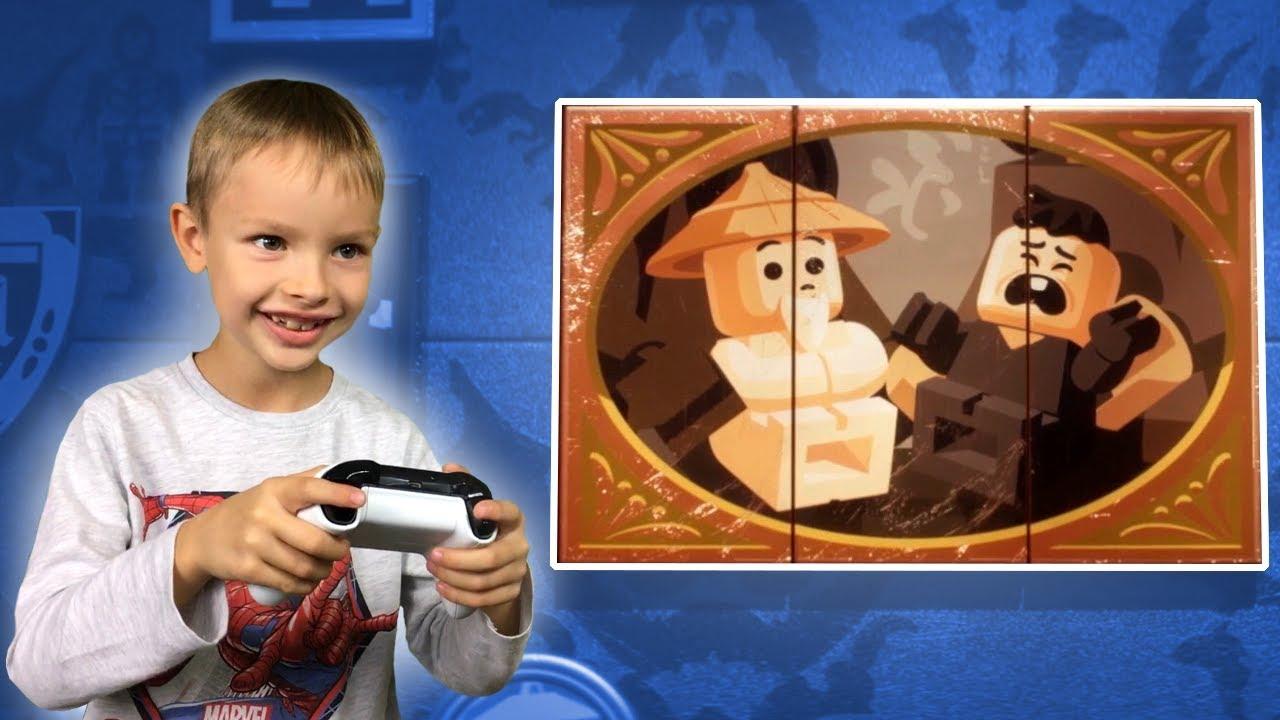 Wspomnienia Garmadona 11 Lego Ninjago Movie Gra Wideo Xbox One