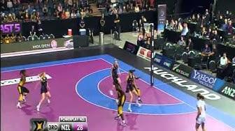 Fast 5 Netball: New Zealand Vs Jamaica