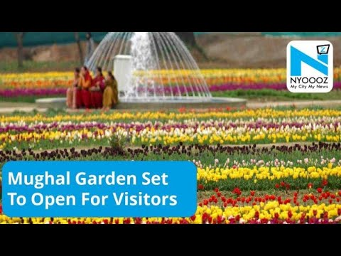 Mughal Garden: Imported Tulip, Museum Major Attractions