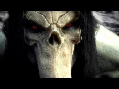 "Darksiders 2 - Official ""Guardian Part 1"" Cinematic Trailer (2012)"