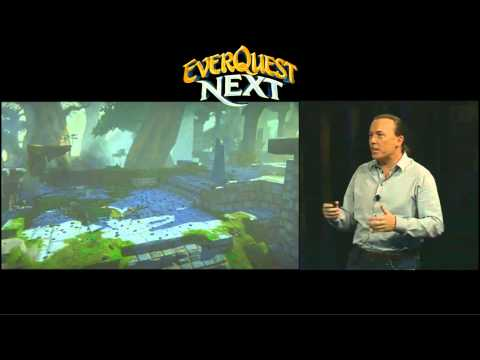 EverQuest Next Presentation: SOE Live 2013