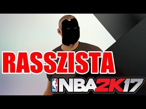 RASSZISTA VAGYOK! | NBA 2K17 | My Career | #1