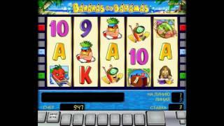 Игра бананы на багамах автоматы играть бесплатно