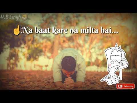 Chaand_Mera_Naraaz_Hai_-_by || H.B Singh🦁 || WhatsApp Status Video 👍