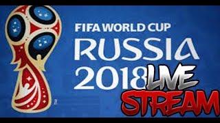 WM HALBFINALE LIVE: England vs Kroatien