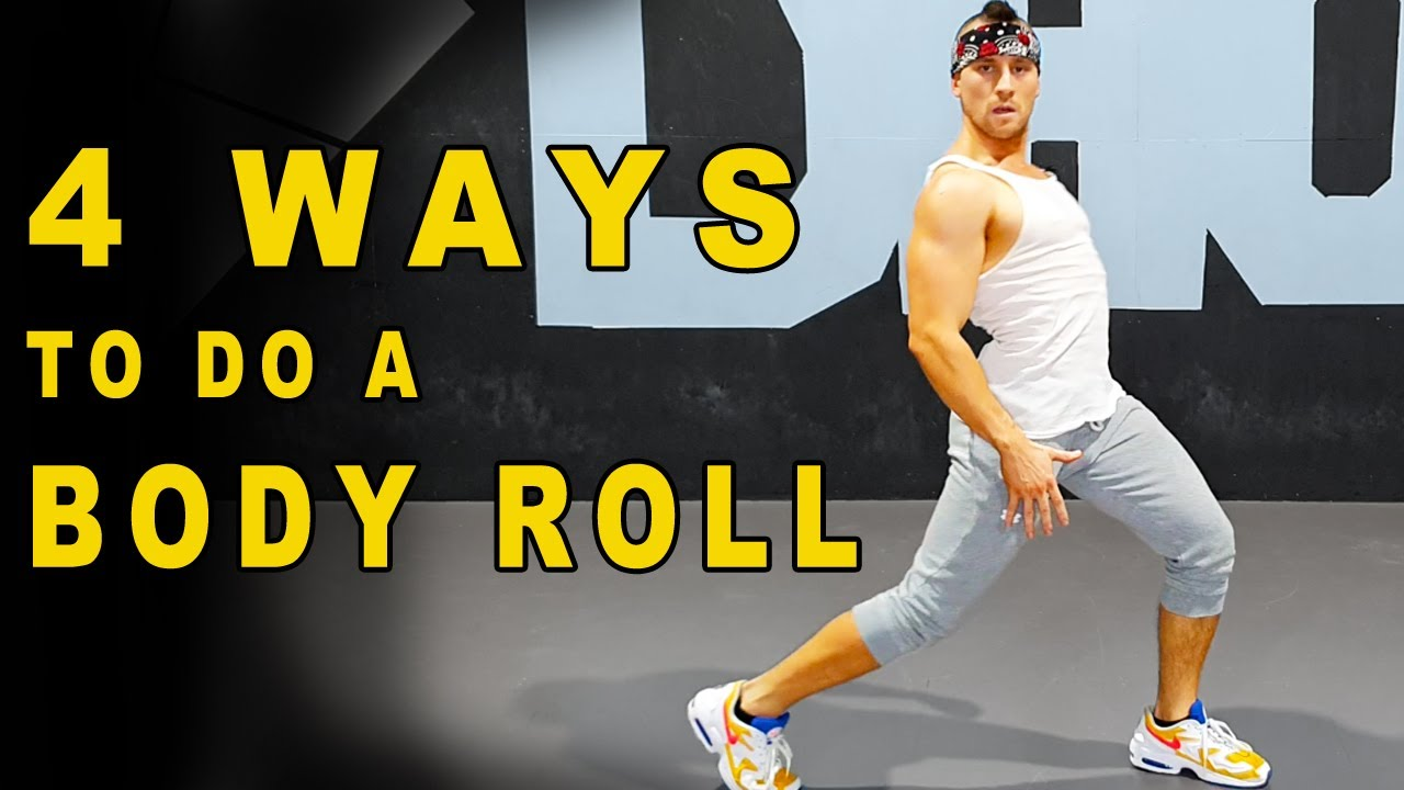 4 Ways To Do A Body Roll Dance Move - (Sexy Dance Moves For Men)