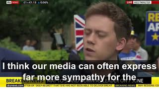 """I've got less than no sympathy for her"" Owen Jones on Theresa May's Resignation"