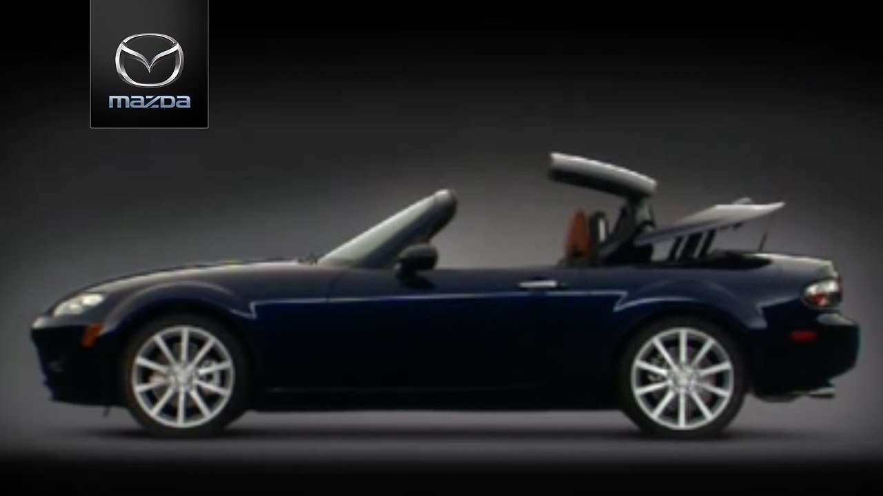 mazda mx-5 roadster coupe - youtube
