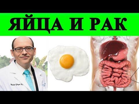Яйца и Рак
