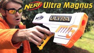 honest Review: The Nerf ULTRA 5 (An Ultra Magnus)