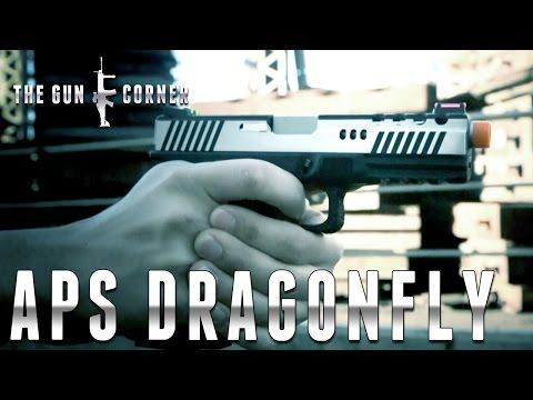 APS Dragonfly [The Gun Corner] Airsoft Evike.com