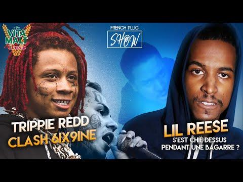 Trippie Redd clash 6ix9ine. Lil Reese s'est chié dessus pendant une bagarre ? #AodaGangTour
