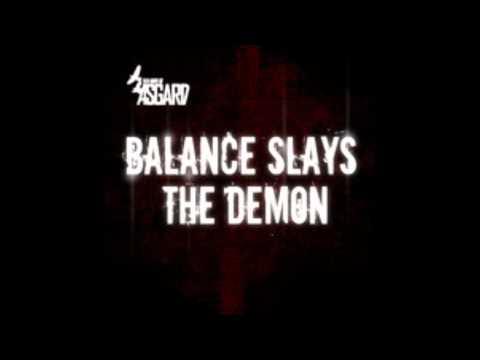 "Old Gods of Asgard: ""Balance Slays the Demon - Single"""
