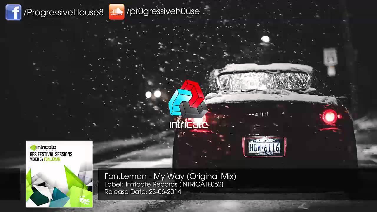 Download Fon.Leman - My Way (Original Mix)