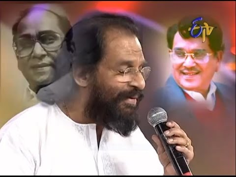 Swarabhishekam - స్వరాభిషేకం - 26th January 2014 (Musical legend KJ Yesudas)