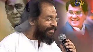 Swarabhishekam - స్వరాభిషేకం - 26th January 2014 (Musical legend KJ Yesudas)