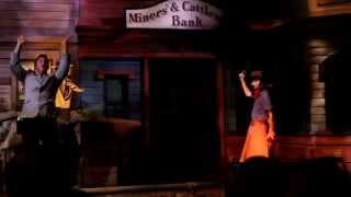 the great movie ride cowboy version disney s hollywood studio ride through