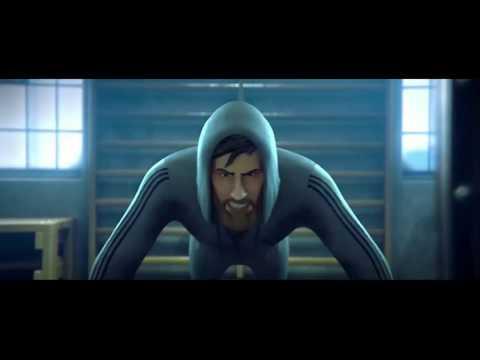 Weird Genius - Sweet Scar MV [Music Video] Animasi Film Messi