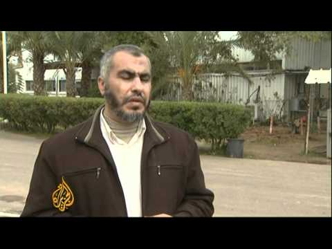 Gazans hope for free border