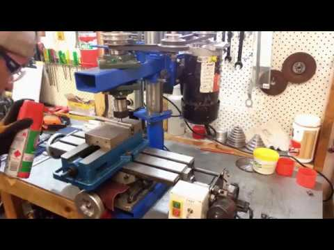 DIY Milling Machine