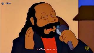 [I Simpson] Barry White - Can't Get Enough of Your Love, Babe (Sub Ita)