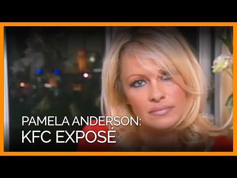 Pamela Anderson KFC Exposé
