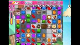 Candy Crush Saga Level 1423 No Boosters