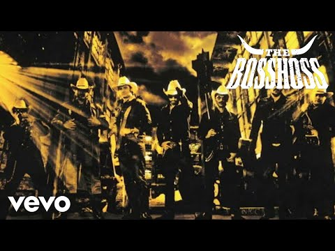 The BossHoss - Live It Up