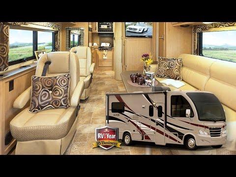 2015 Thor Motor Coach Vegas 24 1 Class A Ruv Walkthrough
