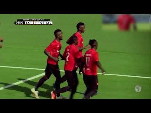 Highlights: Express (Uganda) 1-0 Atlabara (South Sudan)