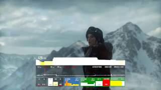 Rise of the Tomb Raider FPS Monitor