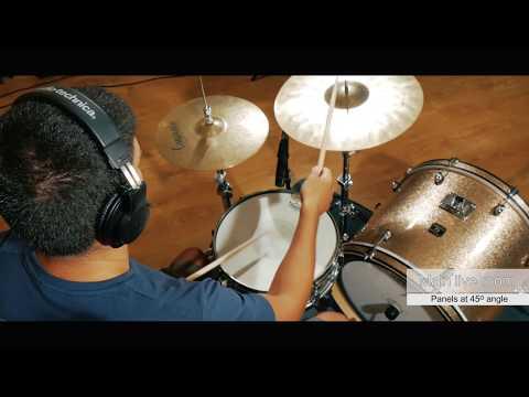 nVelope Recording Studio - Thessaloniki | Room Acoustics