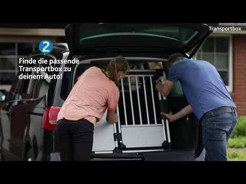 Innenverkleidung für die Trixie Alubox / Autobox für Hunde nur bei tiierisch.de!