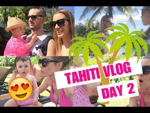 ❥ 24 - [ VLOG ] : TAHITI PARADISE ! HOTEL, FOOD, MARCHE DE PAPEETE !