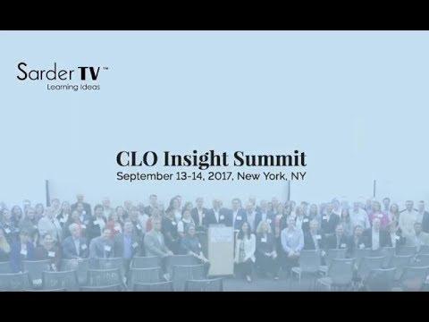 CLO Insight Summit 2017 - NYC