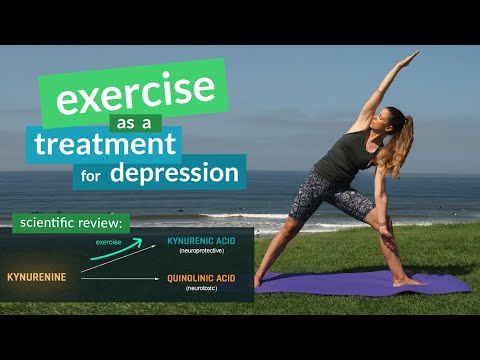 Exercise as a Treatment for Depression [Scientific Review]