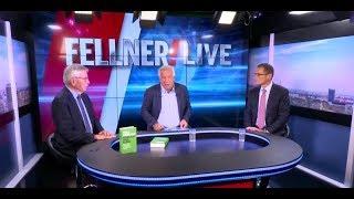 Fellner! Live: Sarrazin & Köppel im Interview