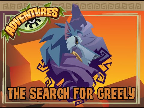 Animal Jam: The Search For Greely - YouTube