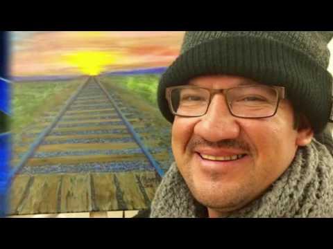 Pintando Alegria a Su Vida - Entrevista Con Jesus Montoya