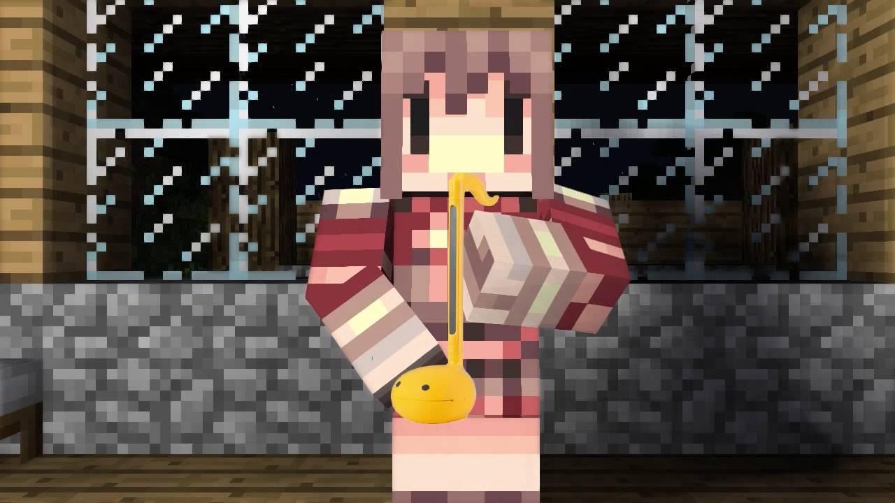 阿神的otamatone Minecraft 艾琳小劇場 Day 8 當個創世神【納歐】 Youtube