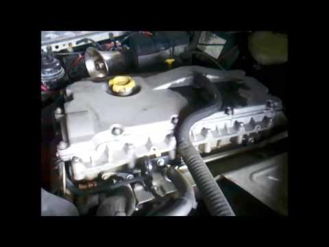 landrover defender td5 motor tickert youtube
