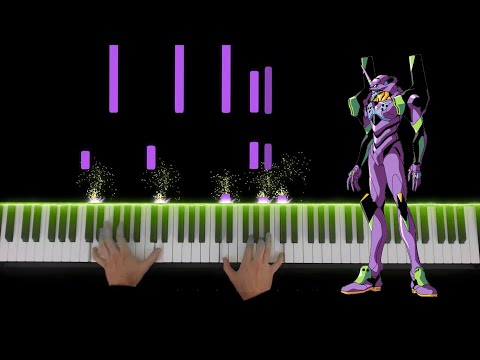 Neon Genesis Evangelion - Thanatos (Piano Cover)