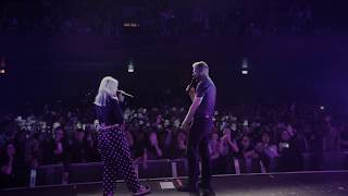 Download Lagu JP Saxe ft Julia Michaels - If The World Was Ending Live MP3