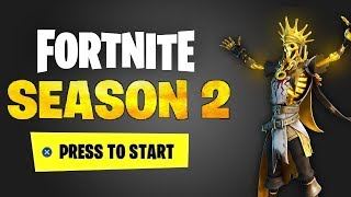 FORTNITE Temporada 2 Capitulo 2 *EVENTO FINAL*