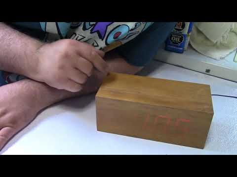 This Is Not An Ordinary Block Of Wood