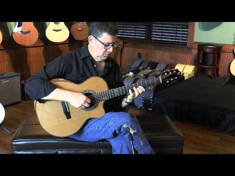 "Charis ""Hope"" Guitar - CGDGBE Tuning"